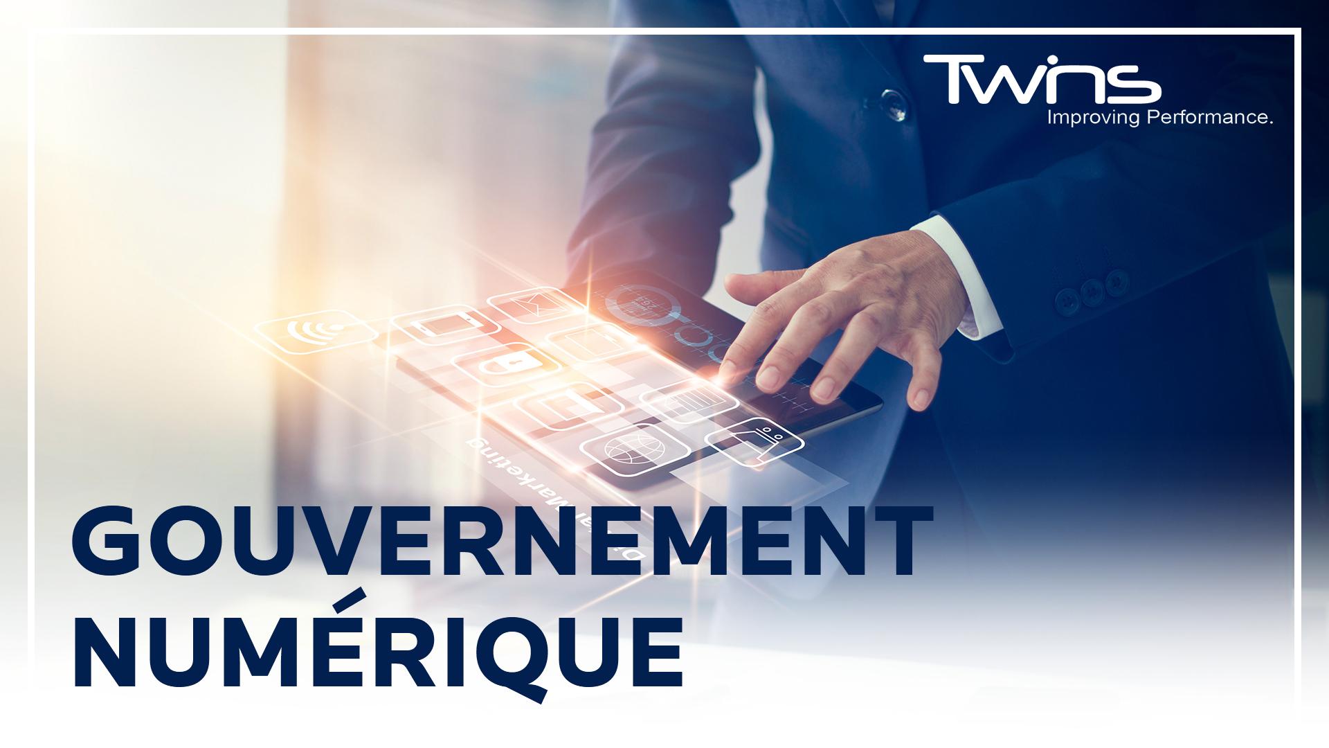 Gouvernement numérique